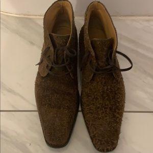 Dry unique dsquared semi boots